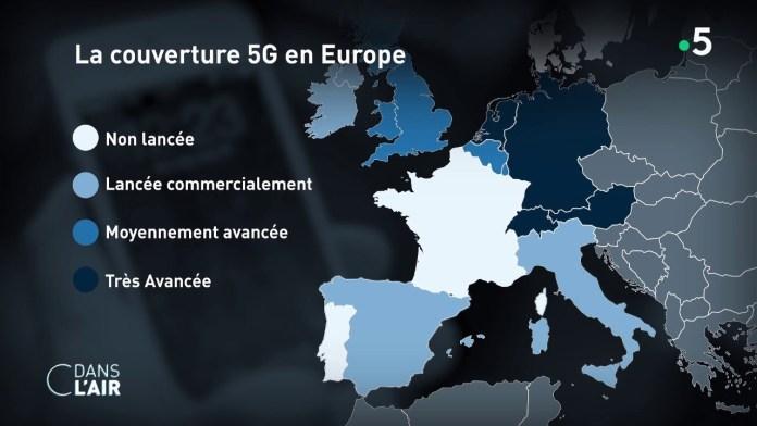 Pour ou contre le déploiement de la 5G ? – Reportage #cdanslair 16.09.2020