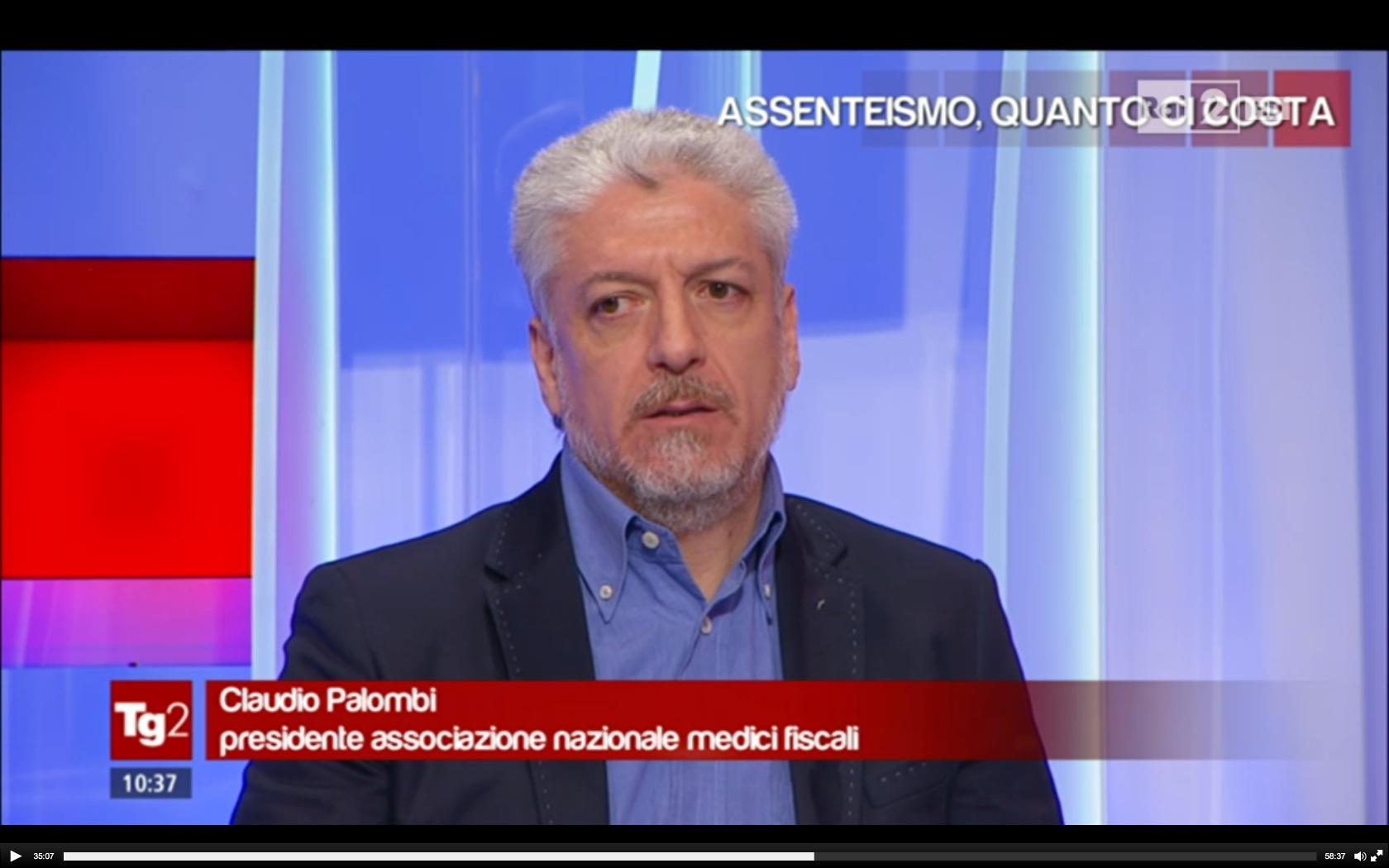 QS| Medici fiscali. Claudio Palombi confermato presidente dell'Anmefi