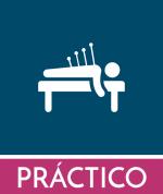 PRÁCTICO: Con ejercicios teóricos de resolución de casos clínicos reales y una sesión práctica con casos clínicos reales y su resolución.