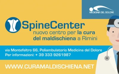 Carlino di RiminiPoliambulatorio Medicina del dolore