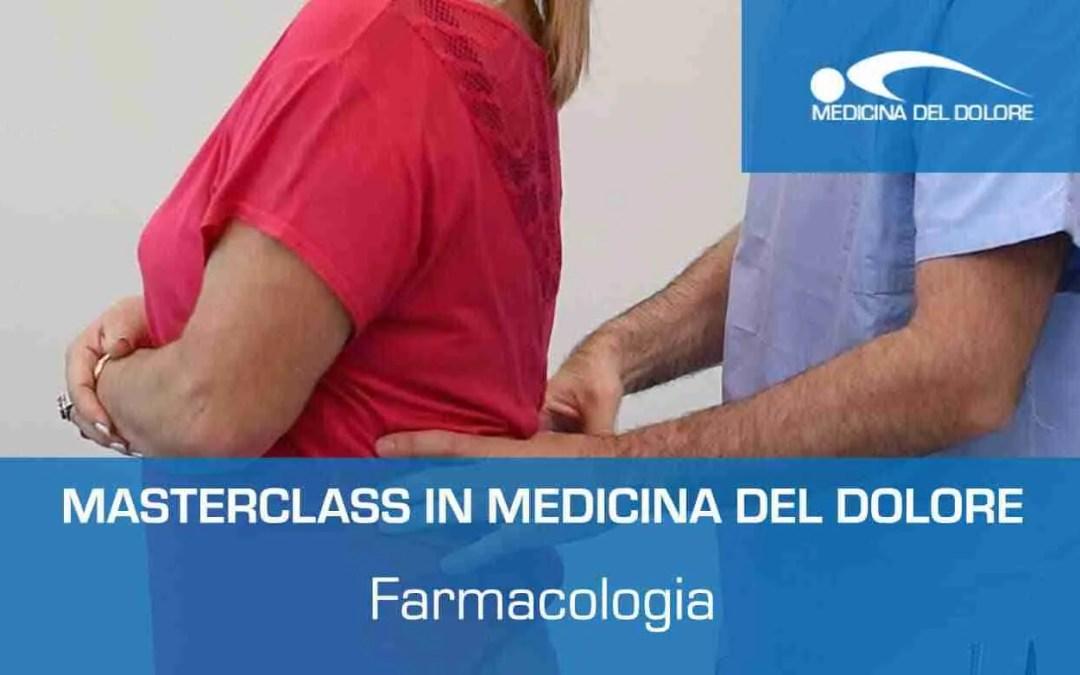Approfondimenti in farmacologia per la medicina del dolore