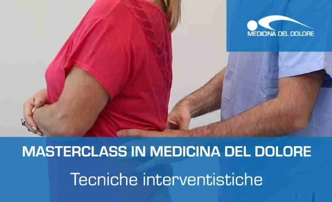 masterclass medicina tecniche interventistiche