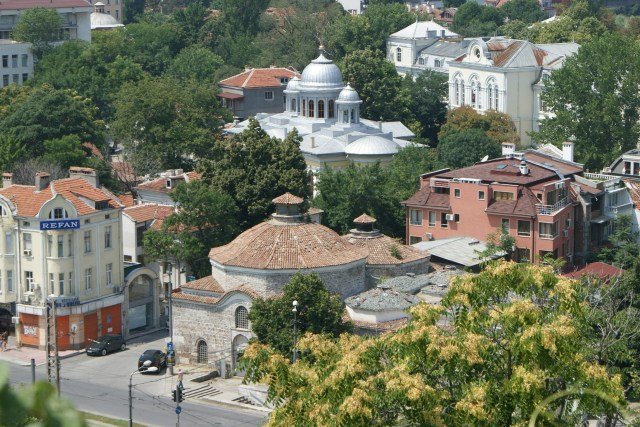 Plovdiv - Università in Bulgaria