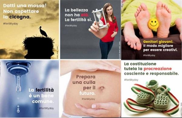 Risultati immagini per fertilityday