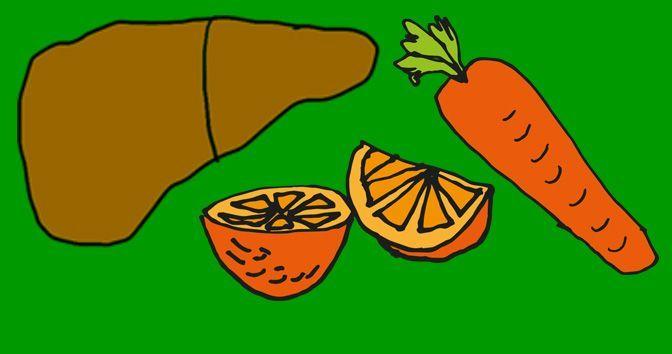 La vitamina A - todo lo que necesita saber