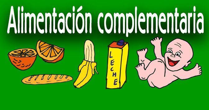 Alimentación complementaria o Beikost en la Medicinapedia