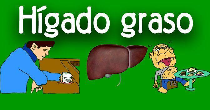Hígado graso - Toda la información en la Medicinapedia