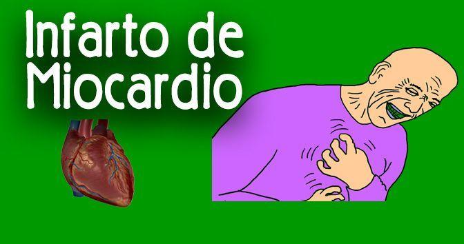 Infarto de miocardio, todo lo que necesita saber