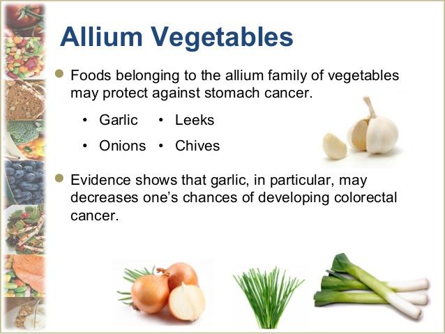 L 39 aglio ed il cancro quando mangiare fa davvero bene for Quando si pianta l aglio
