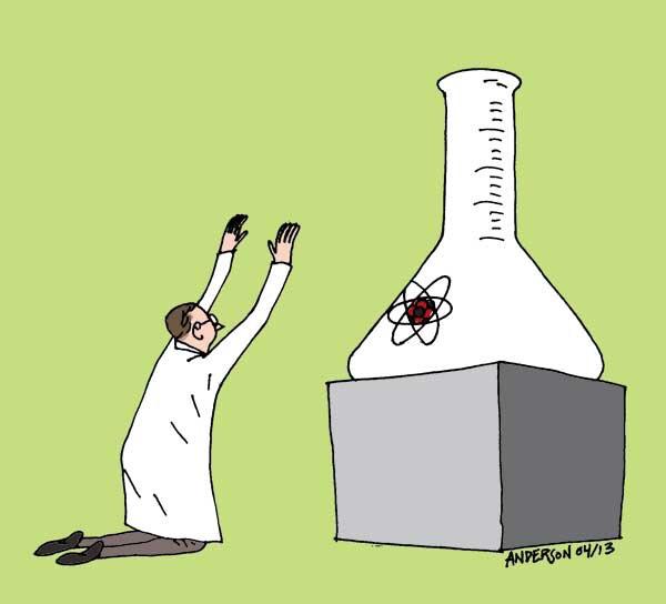 La comunità scientifica non esiste