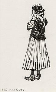 Don Louis Perceval (1908-1979) Biography