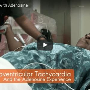 Video Treating SVT with Adenosine