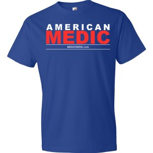 American Medic T-shirt (unisex)