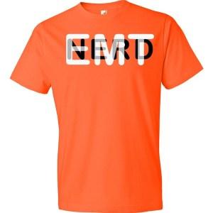 EMT Nerd T-shirt (unisex)