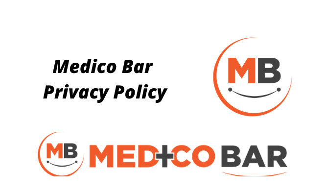 Medico Bar Privacy Policy