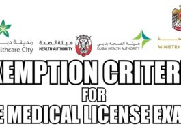How to Apply for HAAD, DHA, MOH and DHCC License Exam of UAE