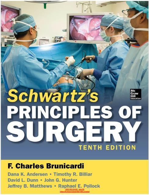 Schwartz's Principles of Surgery PDF