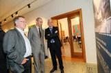 Ausstellungseröffnung 150 Jahre Liechtensteiner Landtag im Landesmuseum.