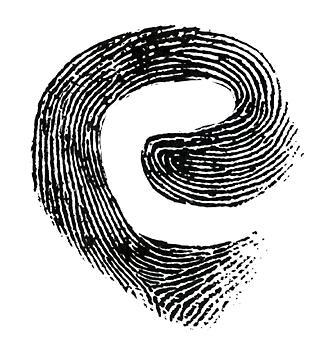»Les Immatériaux – Epreuves d' écriture«, 1985  Logo