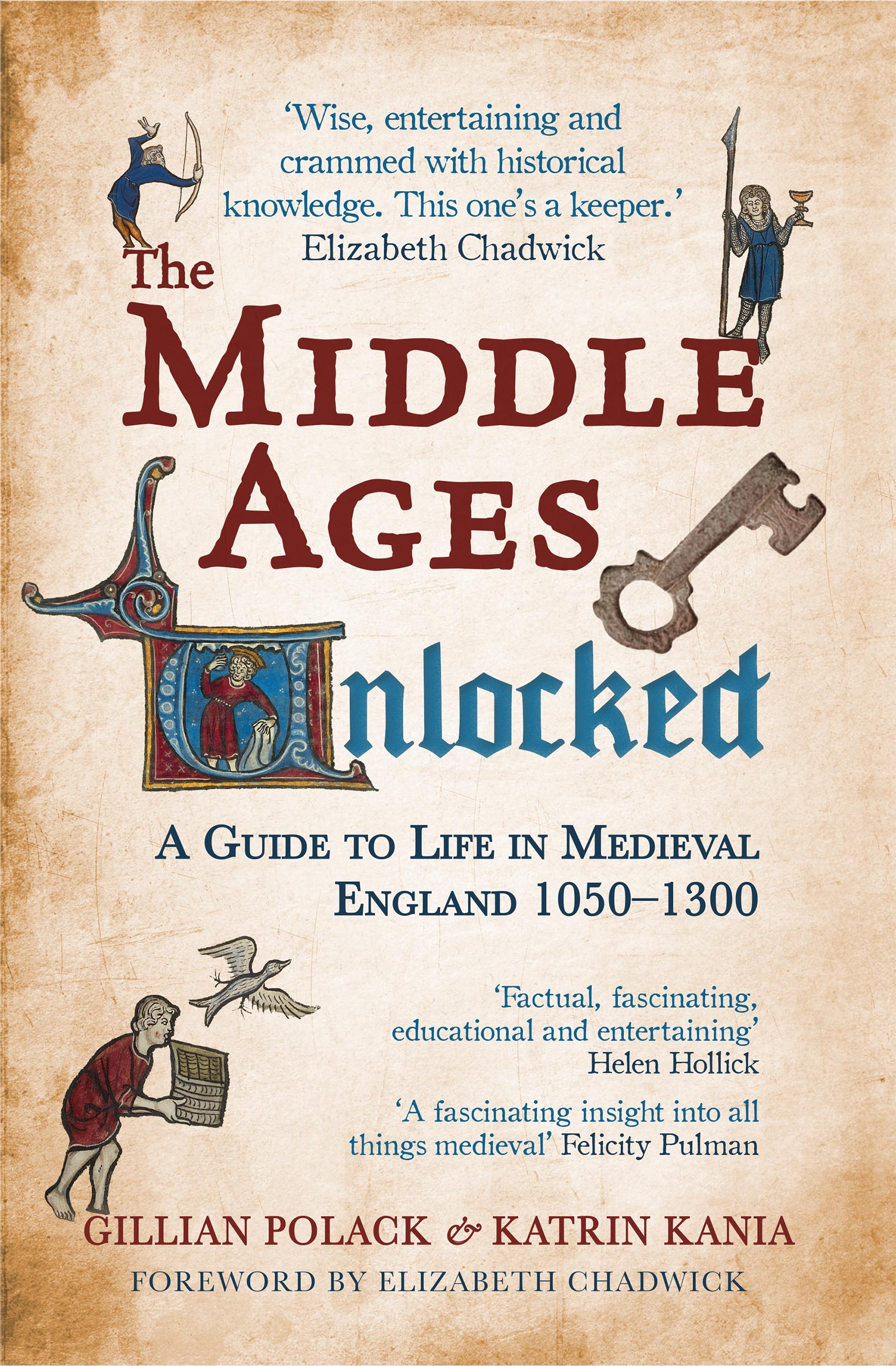The Middle Ages Unlocked Author Interview