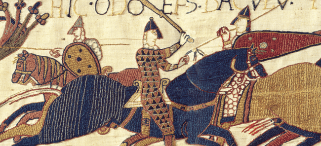 guide to bayeux tapestry