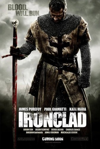 Ironclad official poster