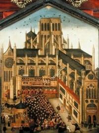 St.Pauls Cross