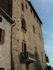 Castle in San Vitale Baganza