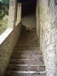 castle staircase