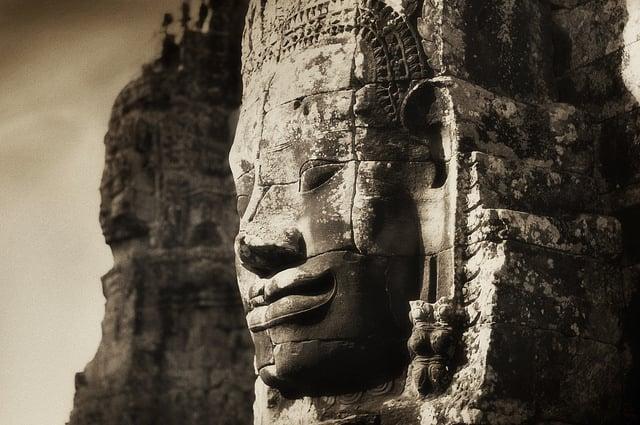 Angkor - photo by Nhi Dang / Flickr