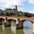 New World Heritage Sites include medieval Albi, Tabriz