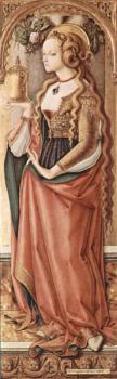 Late 15th century image of Mary Magdalene