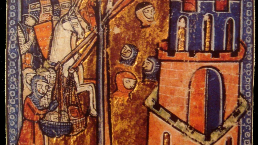 Image of the First Crusade