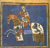 King Alfonso X of Castile