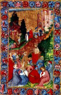 geoffrey chausers use of courtly love in his canterbury tales How did geoffrey chaucer die  in several of his works courtly love, romance  poet who wrote beautiful verses including the famous canterbury tales,.