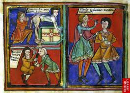 Medieval medicine and healing