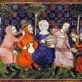 Famine for Profit: Food Surpluses in Medieval Germany