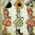 English heraldic terminology: analysis and comparison with Czech
