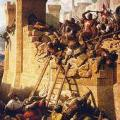 The Massacre at Acre–Mark of a Blood-thirsty King?