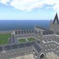 St Andrews Cathedral in Scotland recreated online