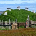 The Vikings at L'Anse aux Meadows – a 'temporary base camp'