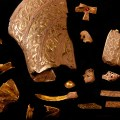 More pieces from the Staffordshire Hoard discovered
