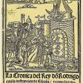 Images of Rodrigo: The construction of past and present in late medieval Iberian chronicles