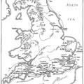 Maps Illustrating the Viking Invasions of England