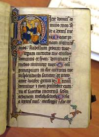 Book of Hours of the Blessed Virgin Mary