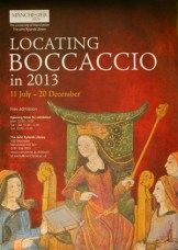 chaucer boccaccio and the debate of Though chaucer omits a great deal of the tale originally told by boccaccio in the teseida, he frequently resorts to the rhetorical device of occupatio to summarize in.