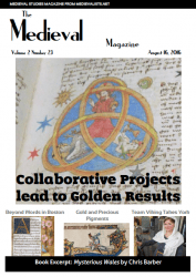 Click here to subscribe to the Medieval Magazine