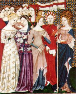 Making and breaking order via clothing - Medievalists net