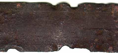 Pattern-welding in Early Medieval Swords