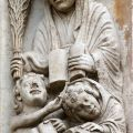 Religious Education as the Basis of Medieval Literature